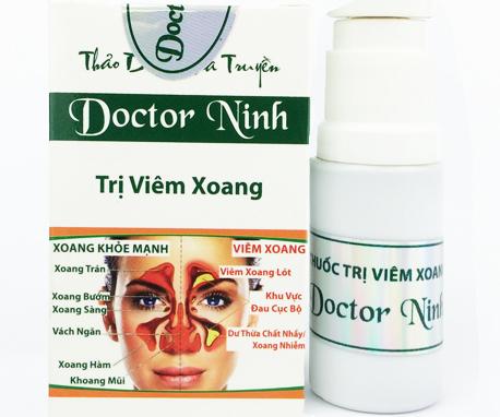 Thuoc thao duoc Doctor Ninh co tot khong