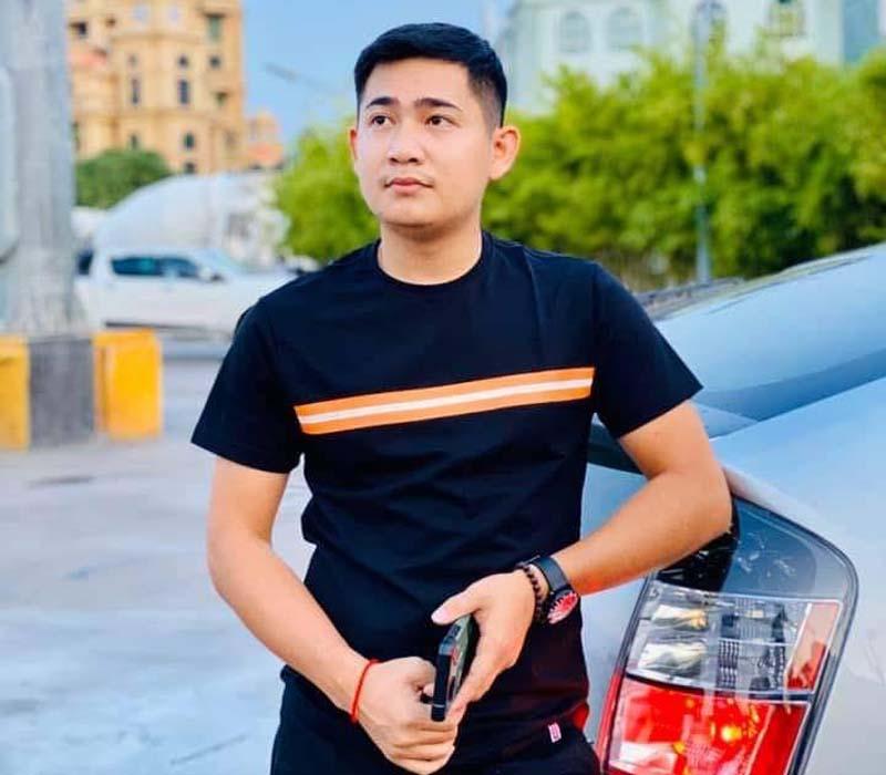 Ảnh Anh Trần Mạnh Tấn (do chính bệnh nhân cung cấp)
