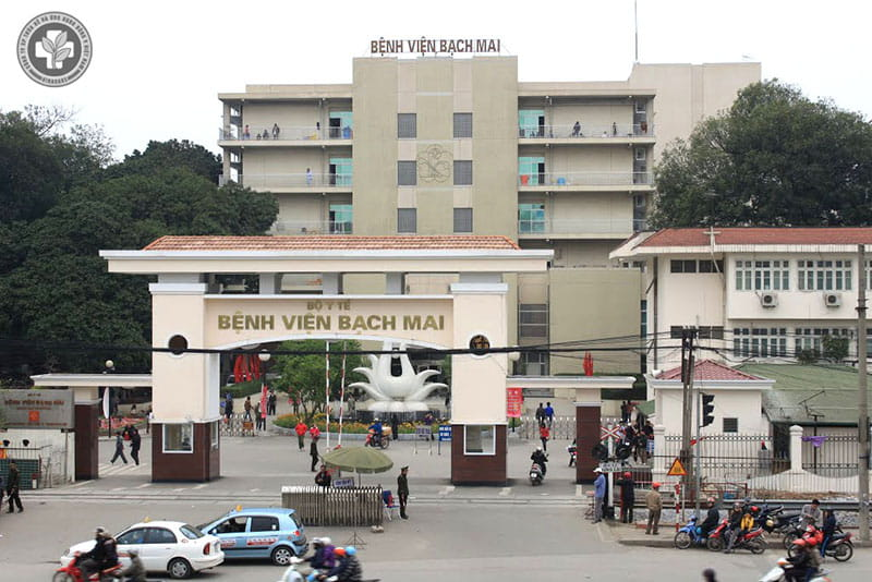 Khoa Tai - mũi - họng, Bệnh viện Bạch Mai, địa chỉ chữa viêm xoang uy tín