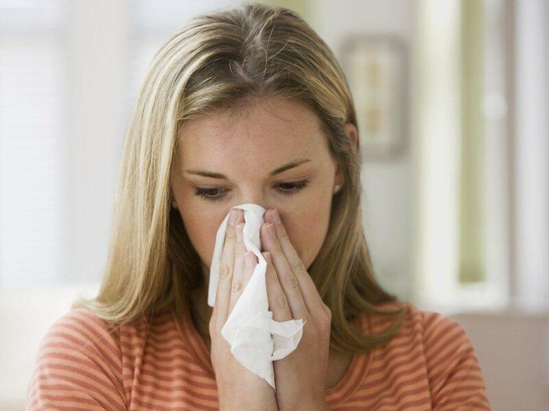 Sổ mũi, chảy nước mũi, điếc mũi, nhức đầu có phải là triệu chứng viêm mũi dị ứng?