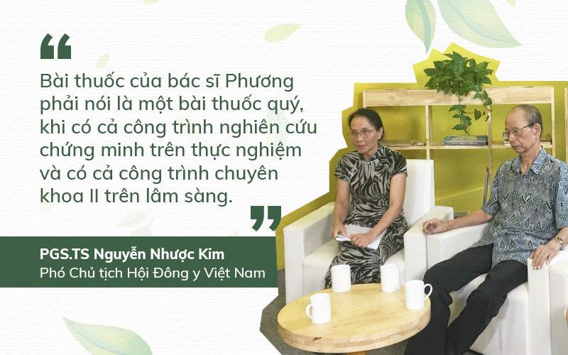 Cố Phó giáo sư Nguyễn Nhược Kim